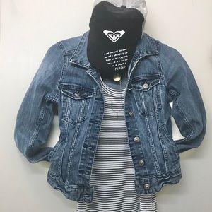 H&M Denim Jacket L.O.G.G